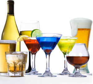alcohol and healthy lifestyle